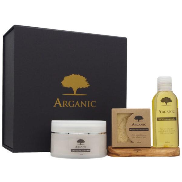 argan wellness cadeaupakket