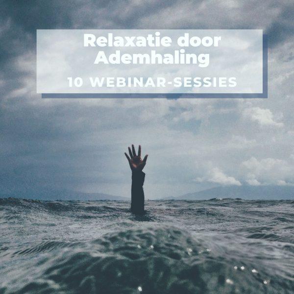 webinar ademsessies relaxatie ademhaling therapie