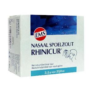 zout nasaal spoelzout zakje